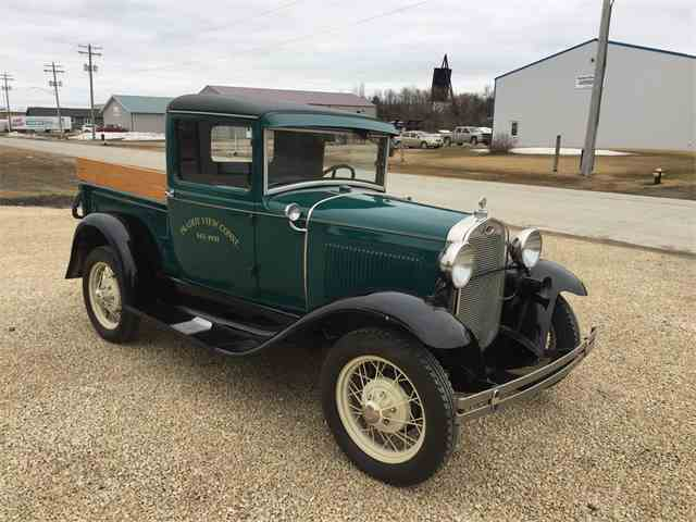 1931 Ford Model A | 971905