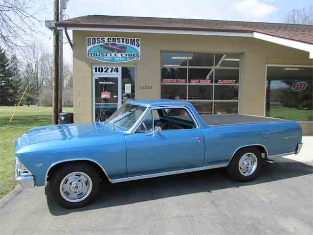 1966 Chevrolet El Camino | 971911