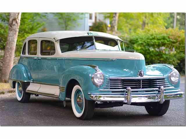 1947 Hudson Super 8   971913
