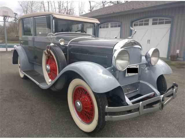 1929 Hudson Super 6 | 971921