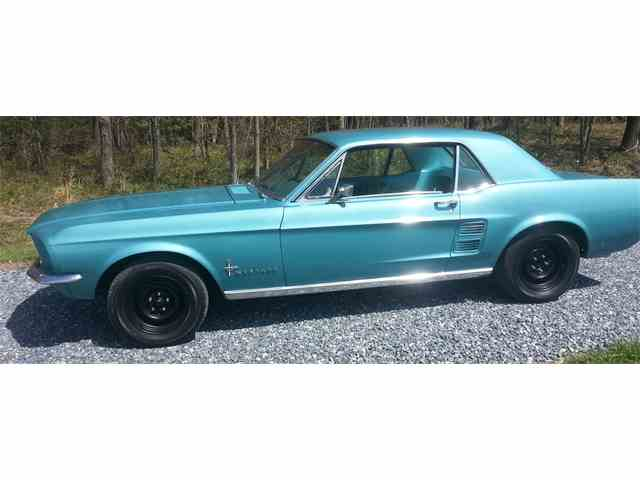 1967 Ford Mustang | 971922