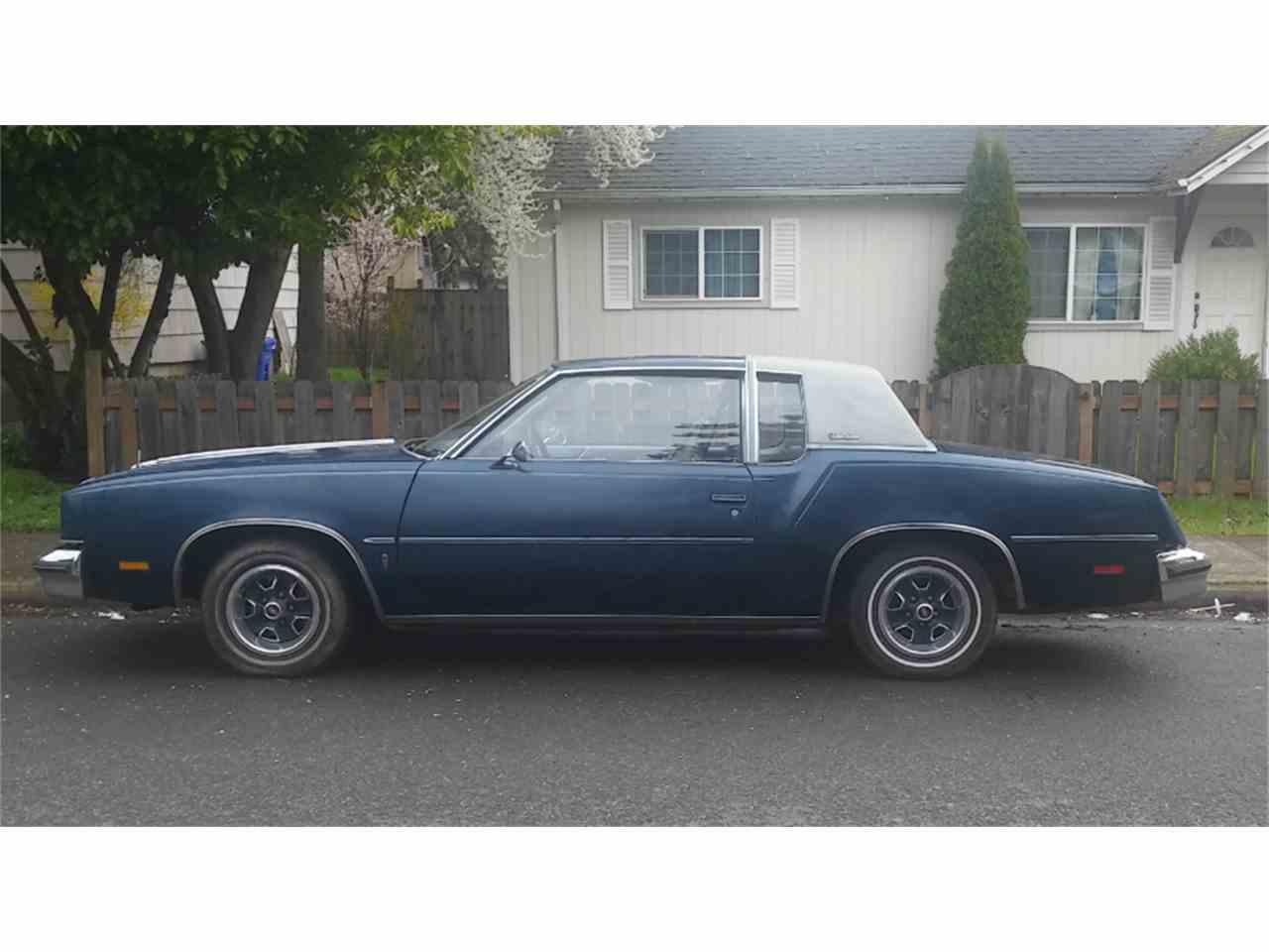 1979 oldsmobile cutlass supreme for sale cc 971924. Black Bedroom Furniture Sets. Home Design Ideas