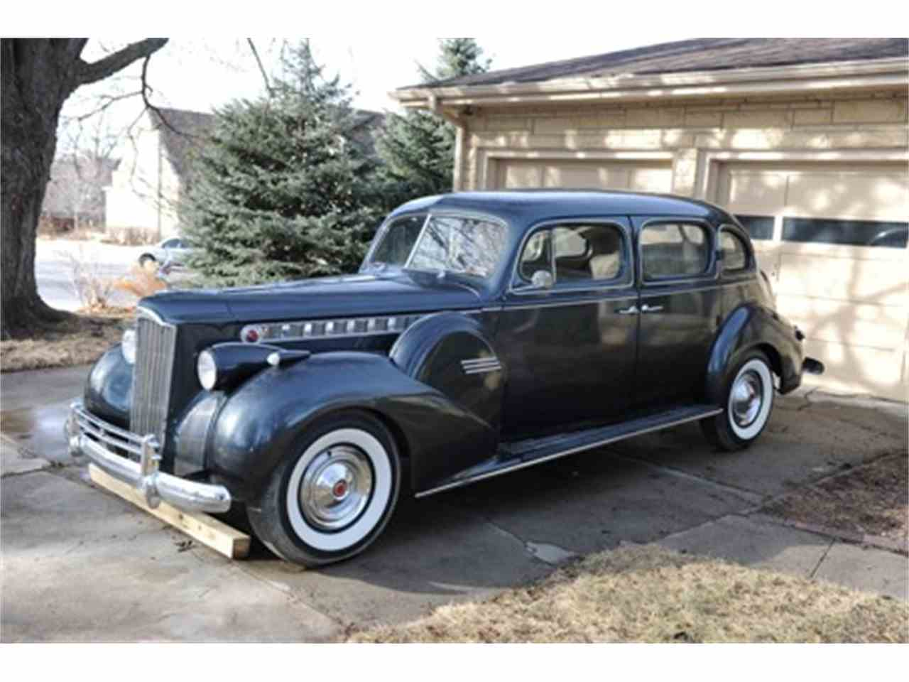 1940 Packard 160 For Sale Classiccars Com Cc 971925