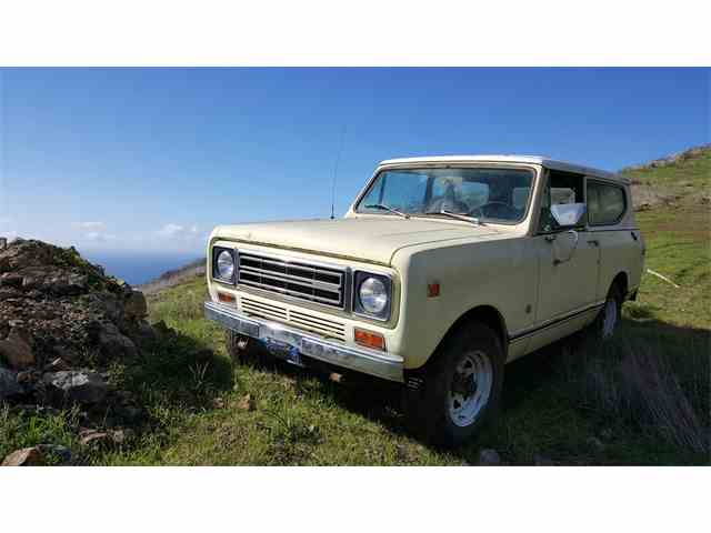 1977 International Harvester Scout II | 971934