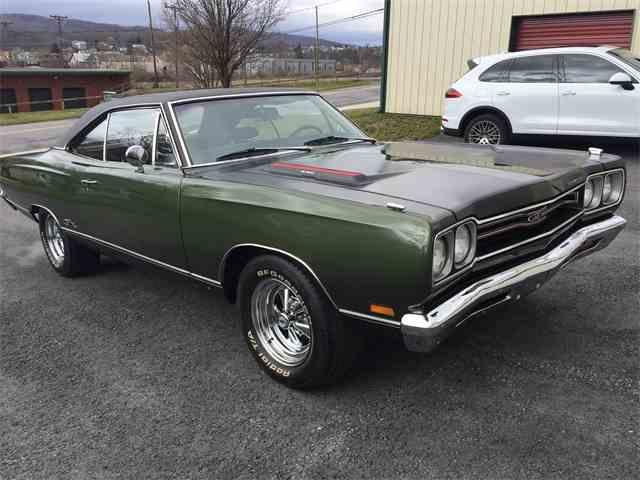 1969 Plymouth GTX | 971936