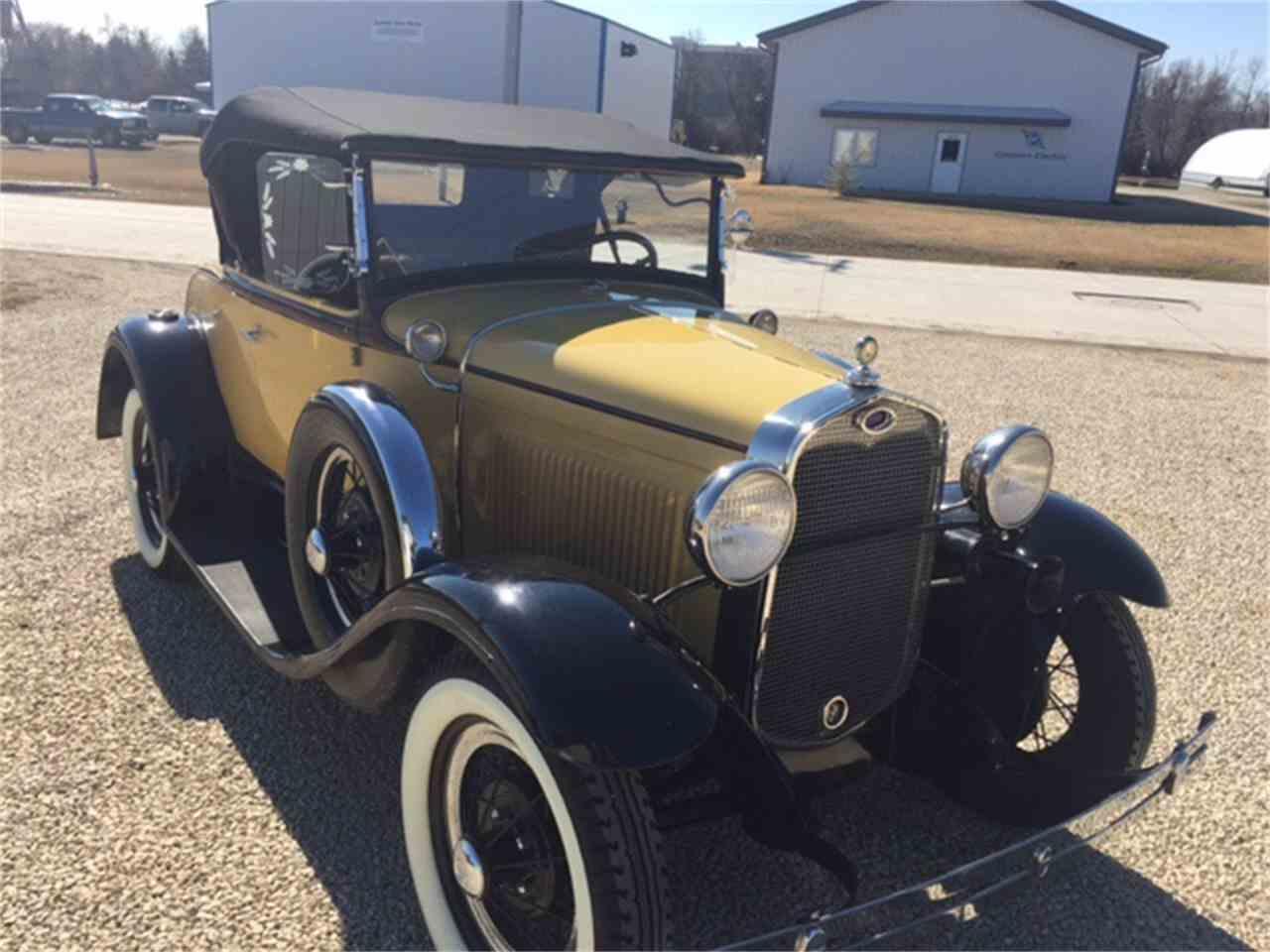 1930 Ford Model A for Sale   ClassicCars.com   CC-971939