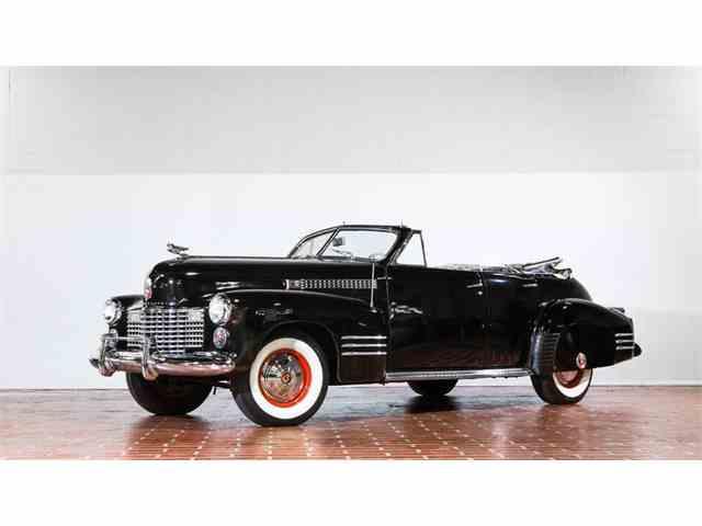 1941 Cadillac Series 62 | 970194