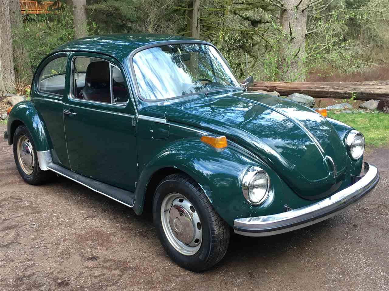Similar vehicles 1973 volkswagen super beetle