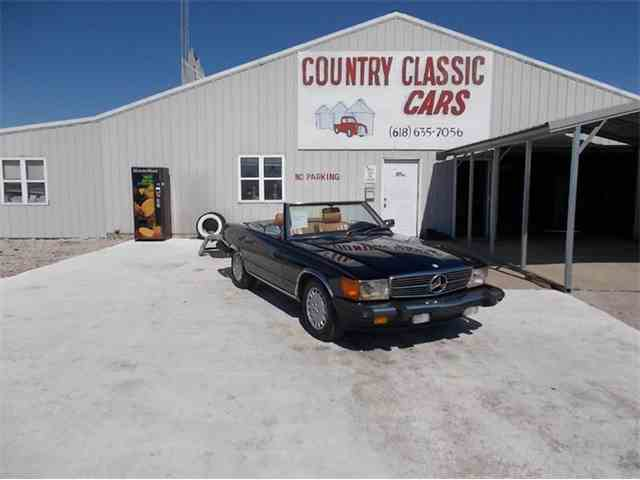 1983 Mercedes-Benz 380SL | 971953