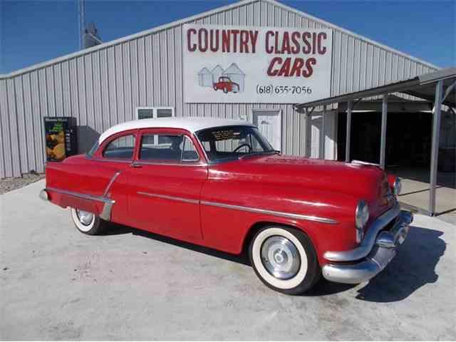 1953 Oldsmobile 88 | 971955