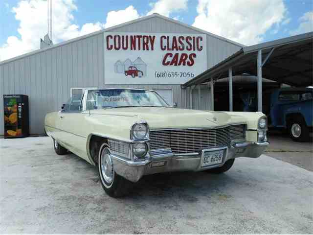 1965 Cadillac DeVille | 971956