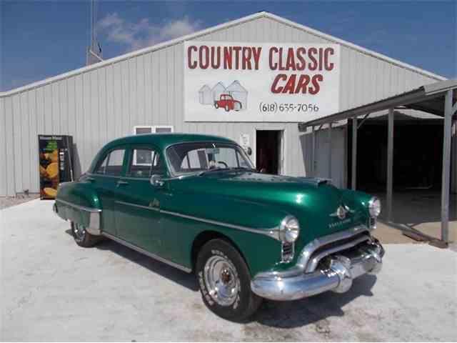 1950 Oldsmobile 88 | 971957
