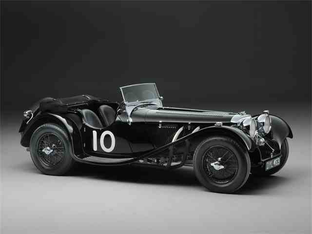 1937 Jaguar SS100 2.5 Litre Period Competition Car | 971964