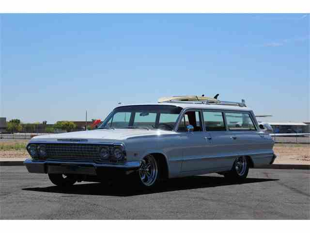 1963 Chevrolet Bel Air | 971978