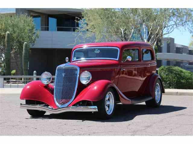 1934 Ford Tudor | 971980