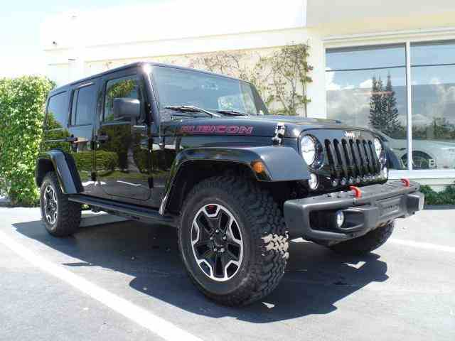 2015 Jeep Wrangler Unlimited Rubicon | 971982