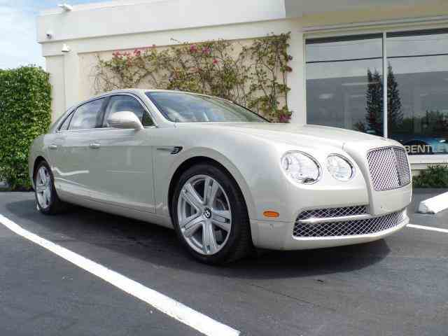 2014 Bentley Flying Spur W12 | 971985