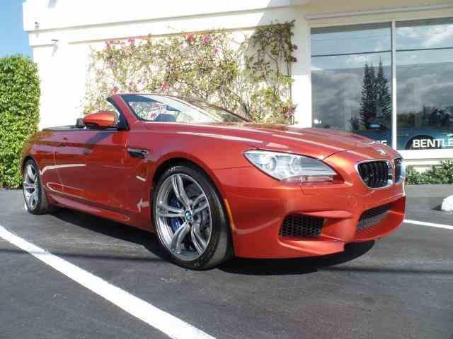 2013 BMW M6 | 971987