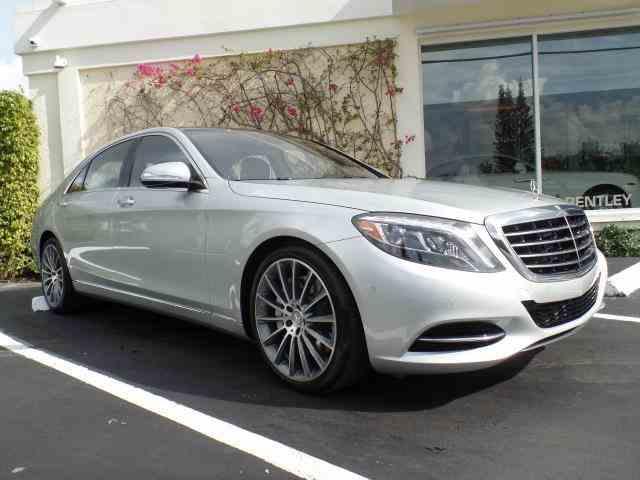 2015 Mercedes-Benz S550   971993