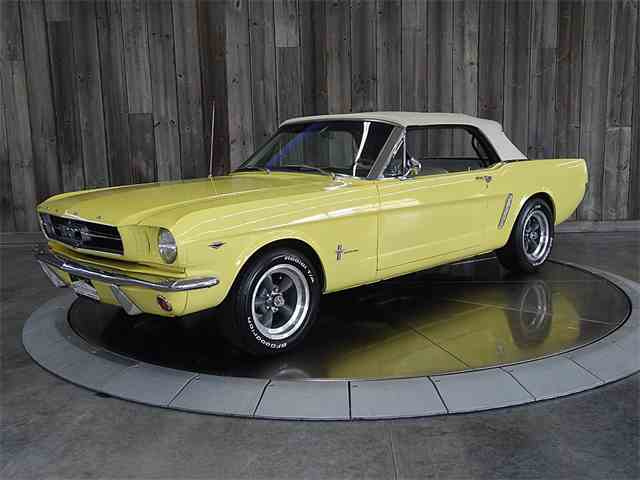 1965 Ford Mustang | 972002
