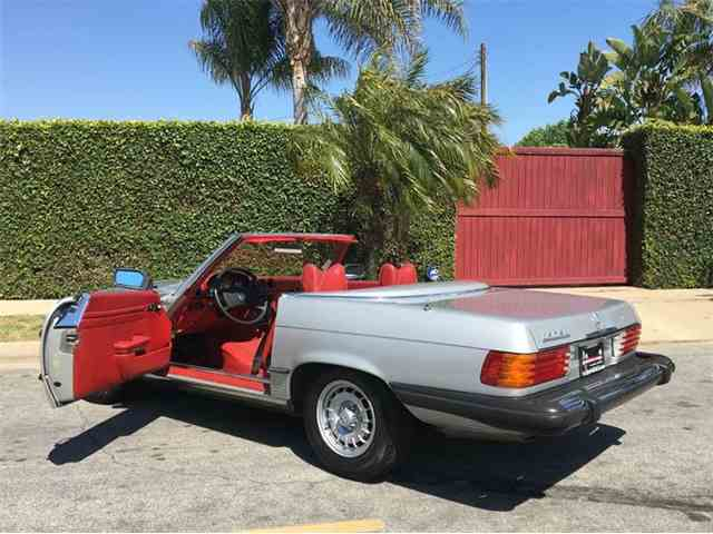 1979 Mercedes-Benz 450SL | 972003