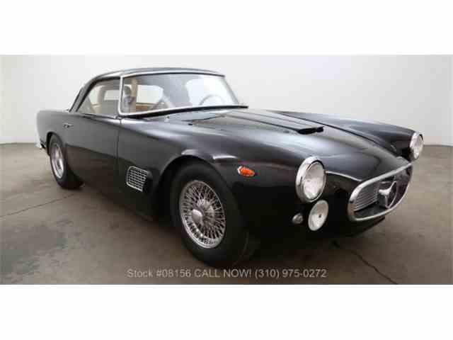1962 Maserati 3500 | 972010