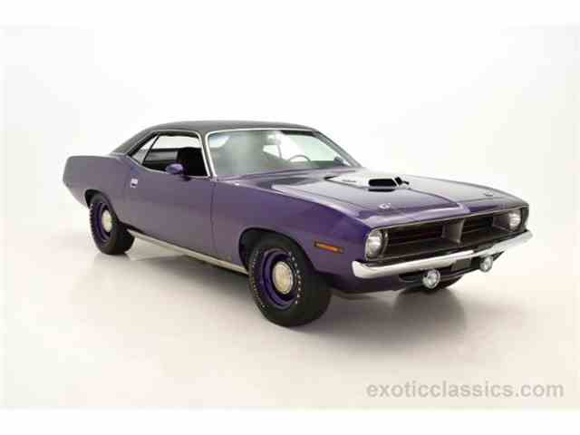 1970 Plymouth Barracuda | 972016