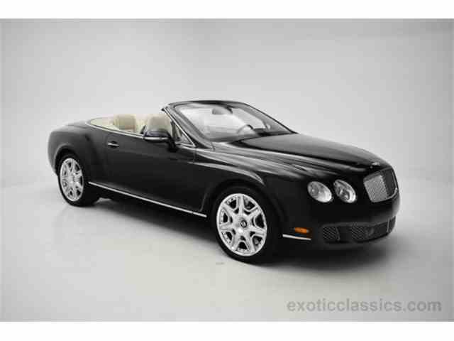 2011 Bentley Continental GTC | 972017