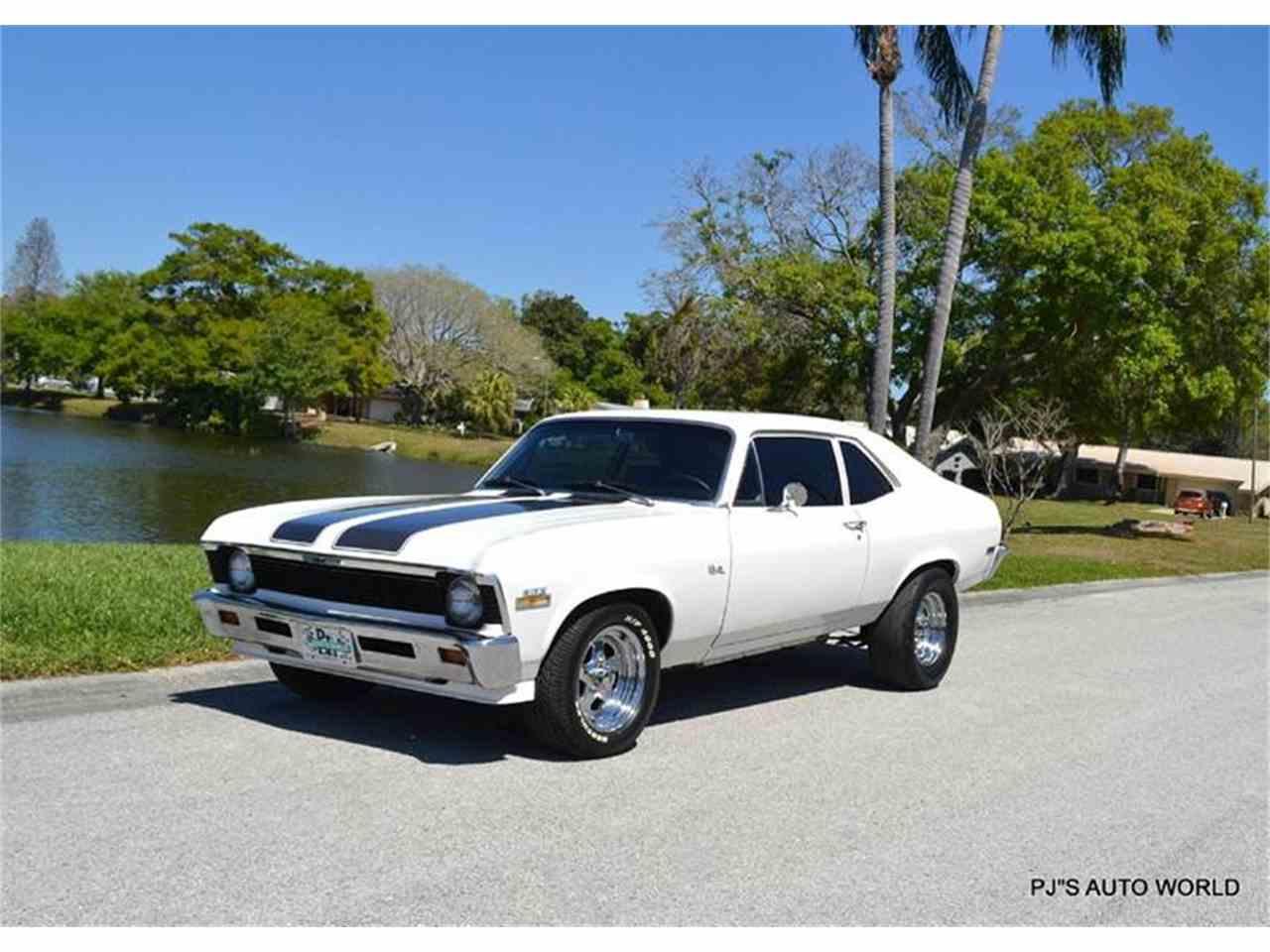 1972 Chevrolet Nova for Sale   ClassicCars.com   CC-972021