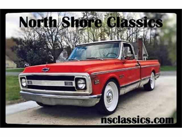 1970 Chevrolet C/K 10 | 972025