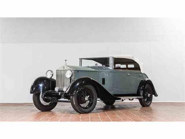 1931 Rolls-Royce Phantom II | 970203