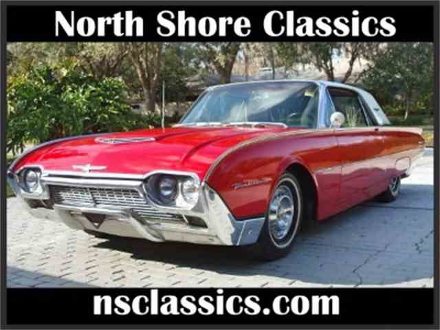 1961 Ford Thunderbird | 972030