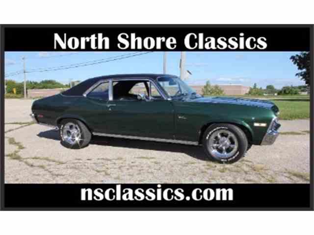 1972 Chevrolet Nova | 972032