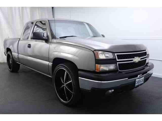 2007 Chevrolet Silverado 1500 Classic | 972036