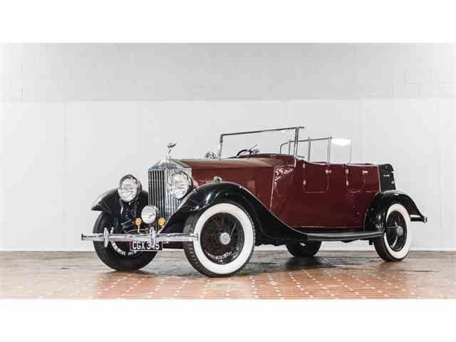1935 Rolls-Royce Phantom II | 970206