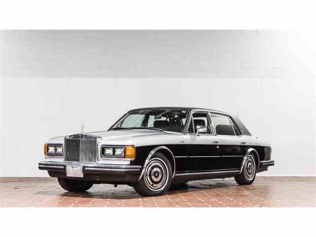 1986 Rolls-Royce Silver Spur | 970207