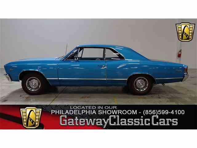 1967 Chevrolet Chevelle | 972071