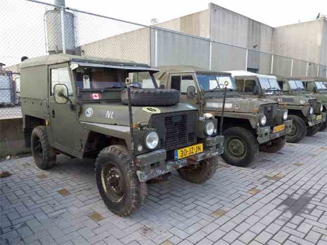 1977 Land Rover Series IIA | 972078
