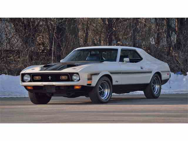 1971 Ford Mustang | 970208