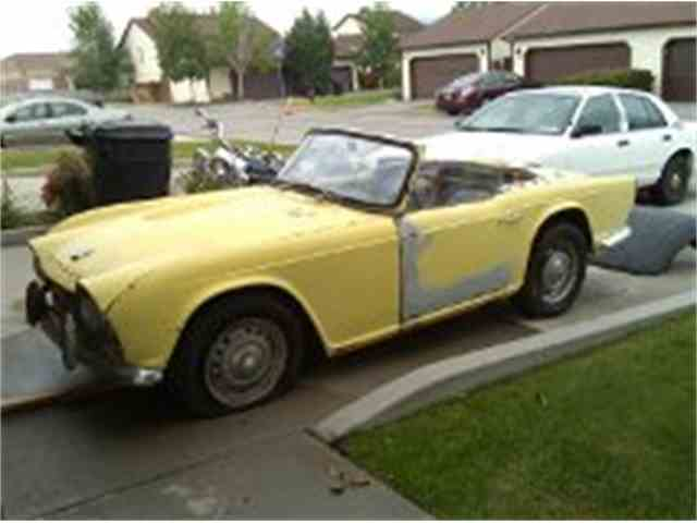 1963 to 1965 triumph tr4 for sale on classiccars - 10 available