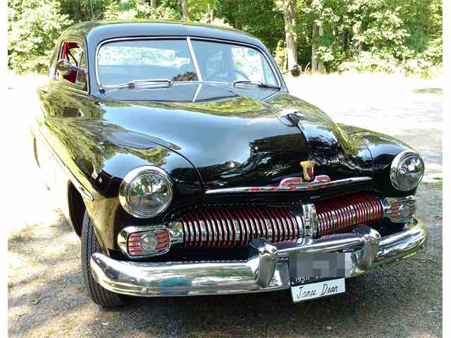 1950 Mercury 2-Dr Coupe