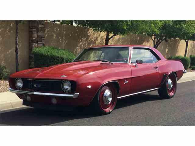 1969 Chevrolet Camaro | 972089