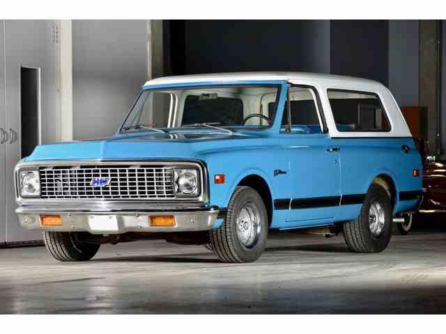 1972 Chevrolet Blazer | 972093