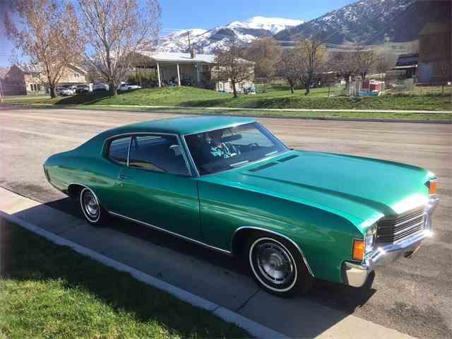 1972 Chevrolet Malibu | 972099