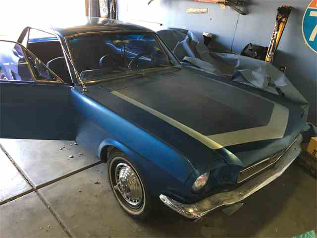 1965 Ford Mustang | 972106