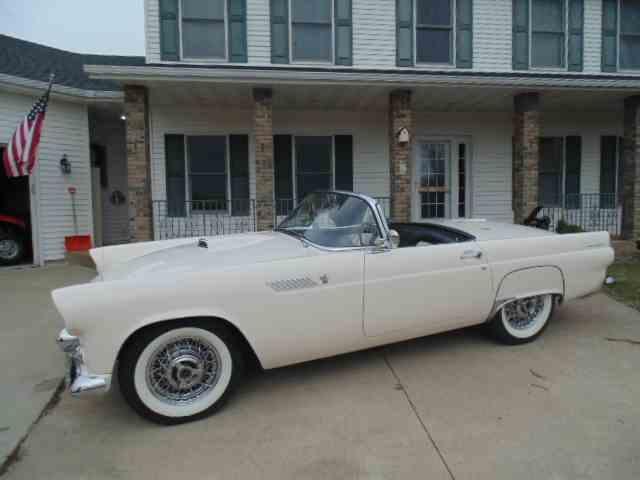 1955 Thunderbird Hardtop/convertible  | 972110