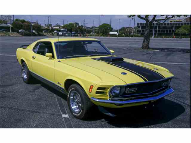 1970 Ford Mustang | 972115