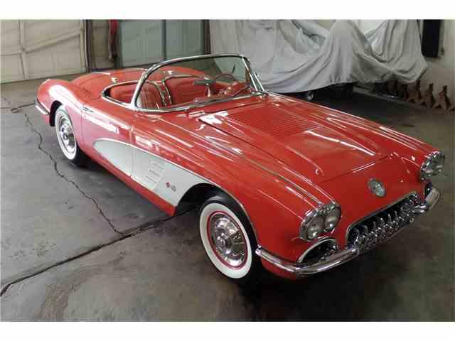 1958 Chevrolet Corvette   970212