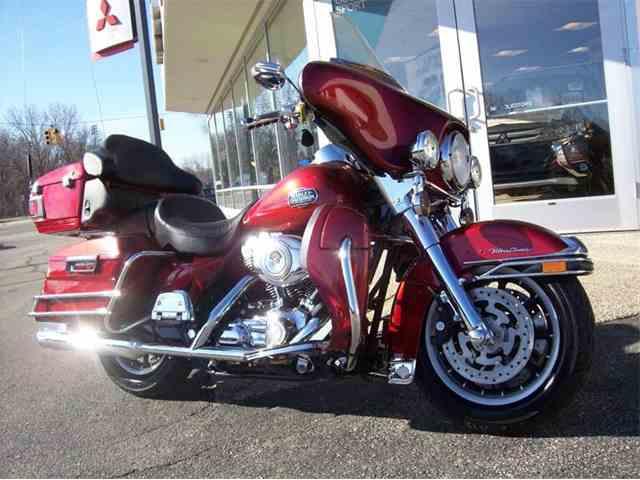 2008 Harley-Davidson Ultra Classic | 972123