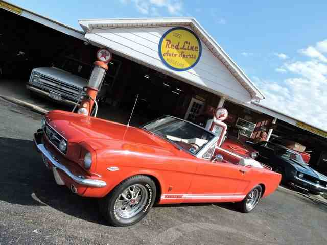 1965 Ford Mustang   972128